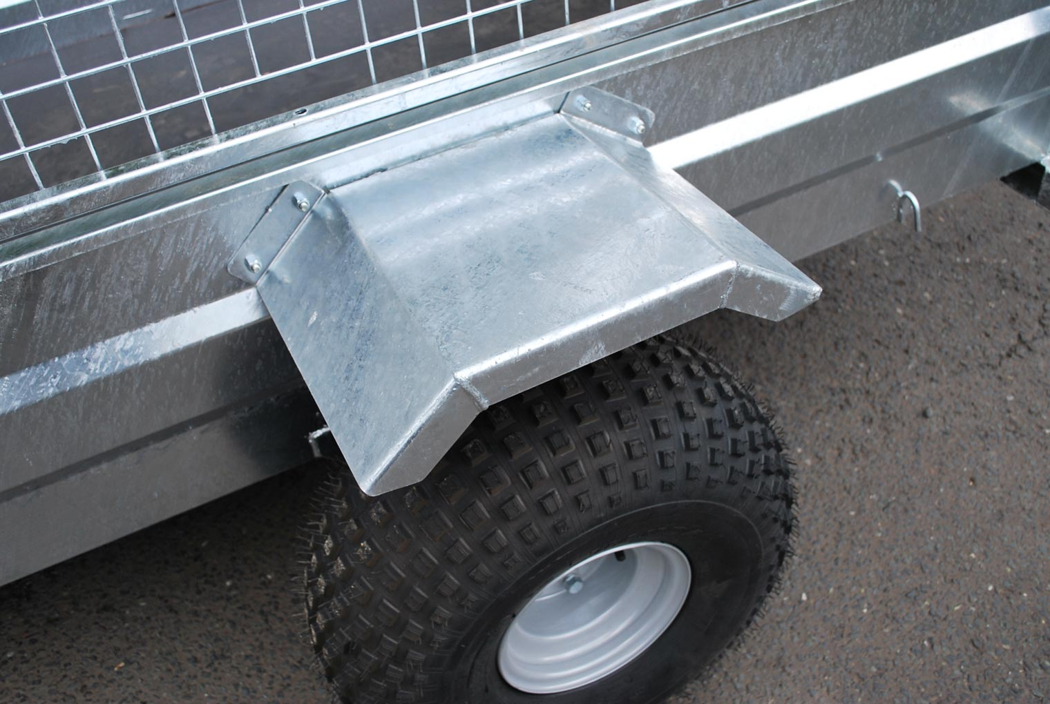 22 100 x 8 Wheel Option Relo Trailer Accessory