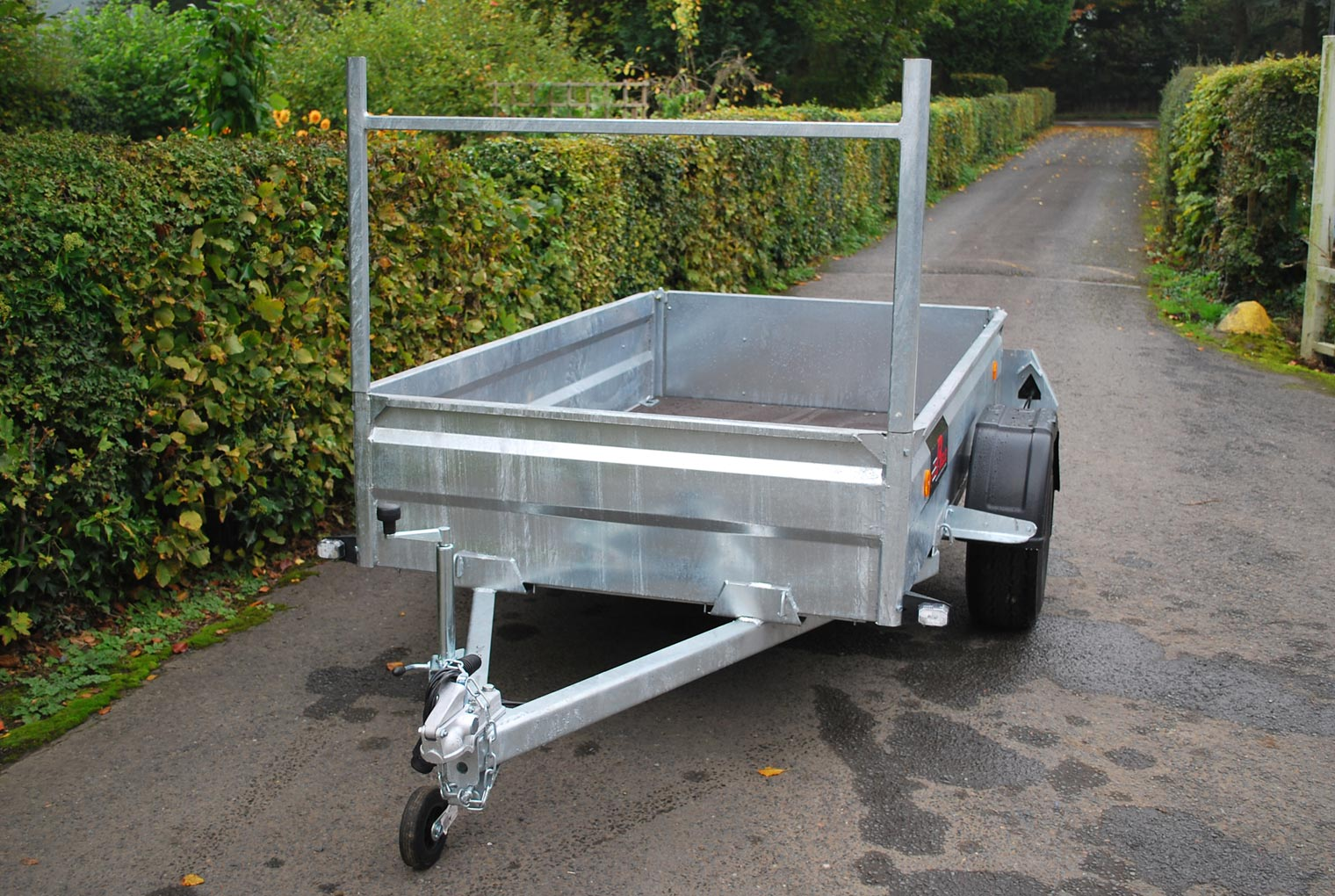 Ladder Rack Relo Trailer Accessory