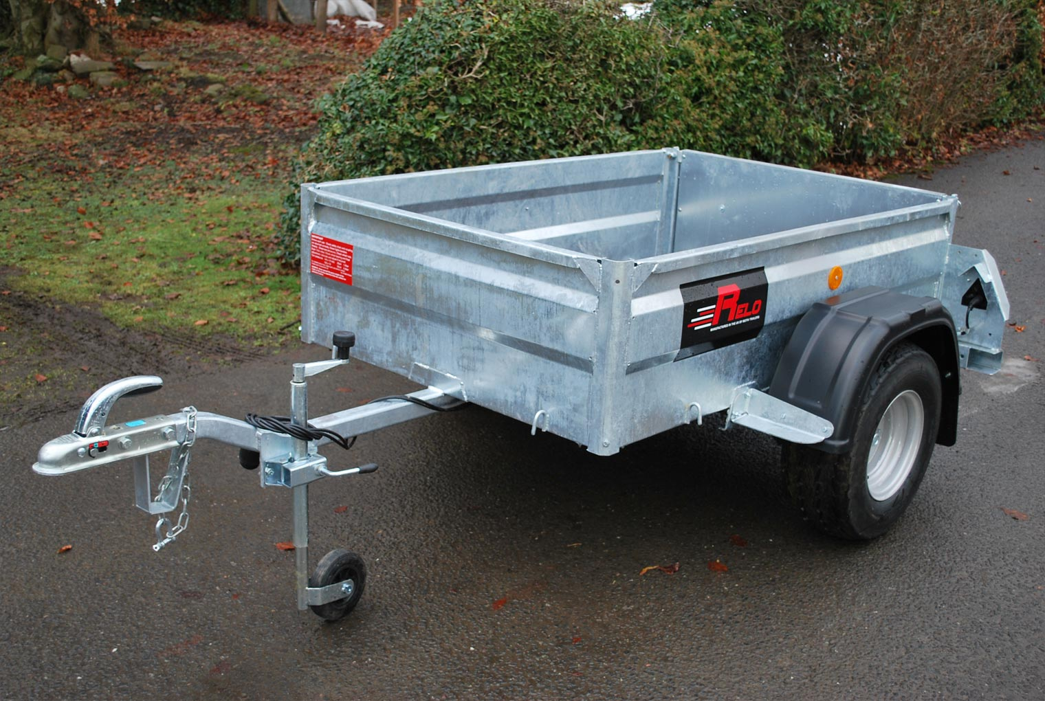 Relo 53 On Road Trailers